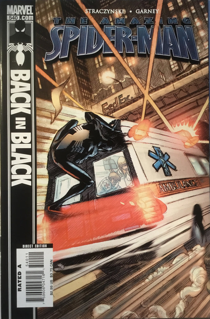 AMAZING SPIDER-MAN # 540 - Comics 'R' Us