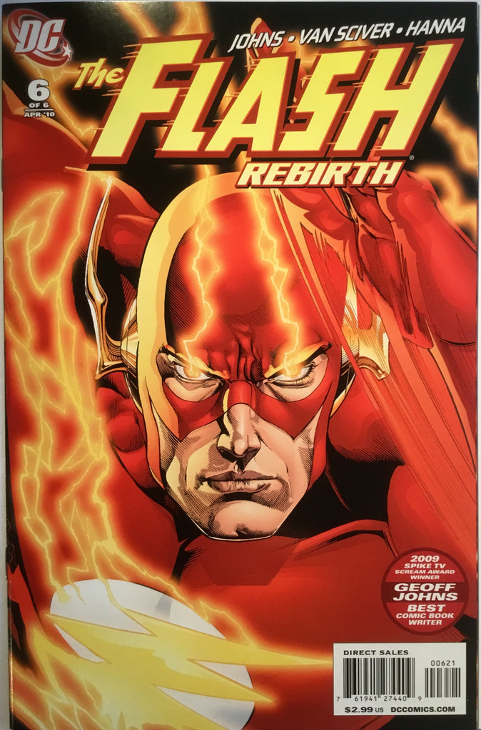FLASH REBIRTH # 6 (1:25 VARIANT) - Comics 'R' Us