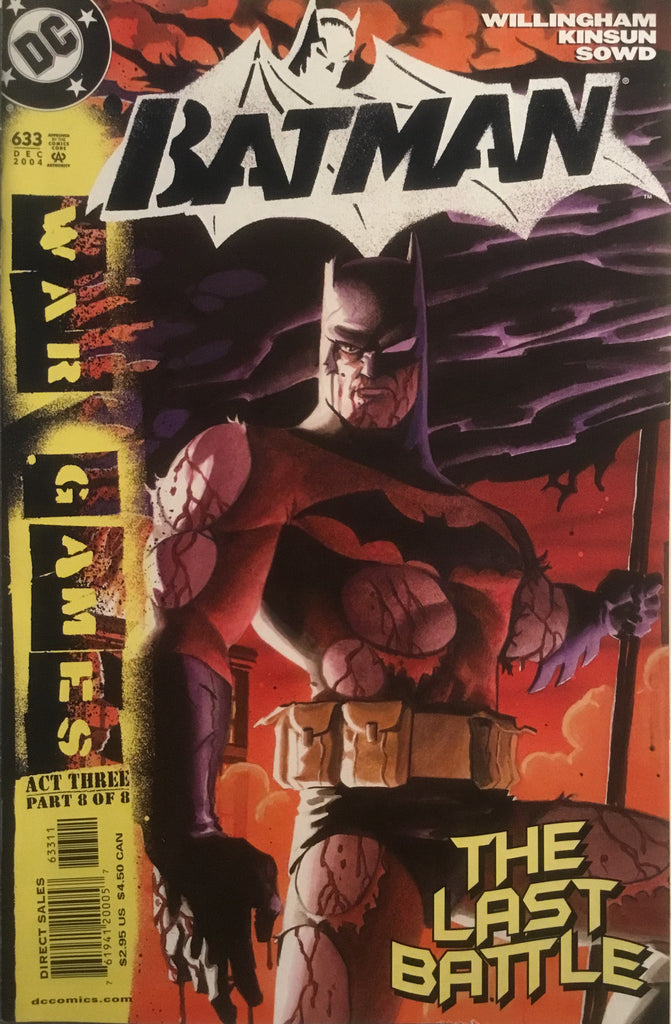 BATMAN #633 - Comics 'R' Us