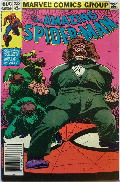 AMAZING SPIDER-MAN # 232 - Comics 'R' Us