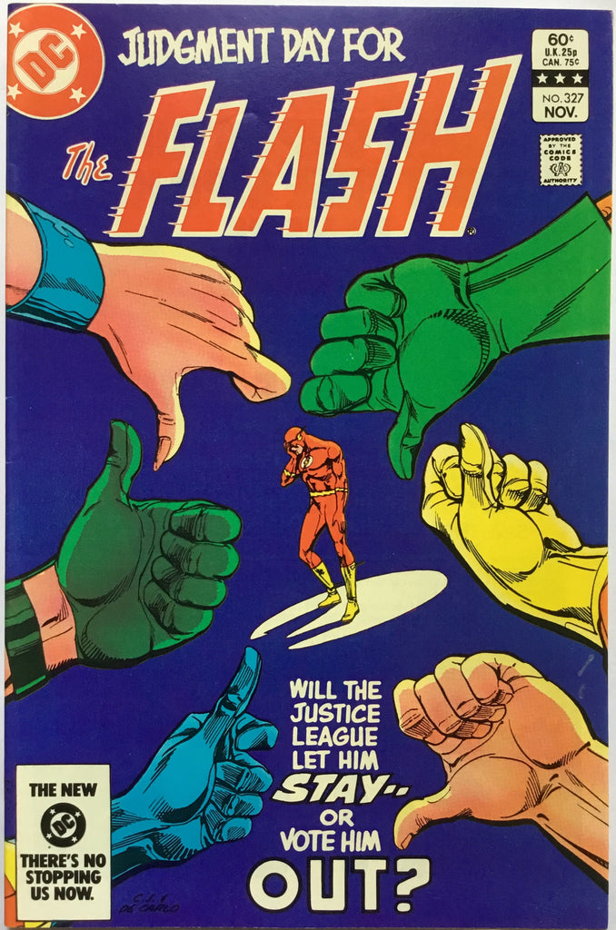 FLASH # 327 - Comics 'R' Us