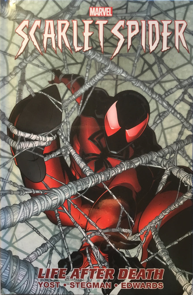 SCARLET SPIDER VOL 1 HARDCOVER GRAPHIC NOVEL