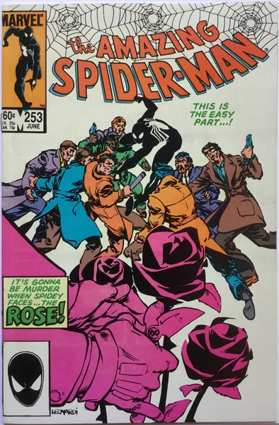 AMAZING SPIDER-MAN # 253 - Comics 'R' Us