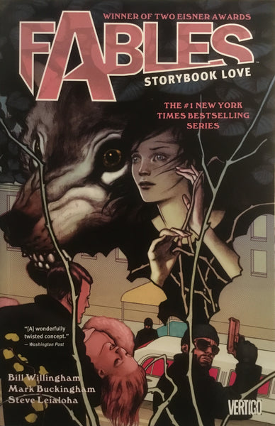 FABLES VOL 03 STORYBOOK LOVE GRAPHIC NOVEL