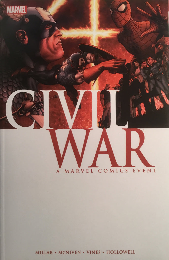 CIVIL WAR GRAPHIC NOVEL - Comics 'R' Us