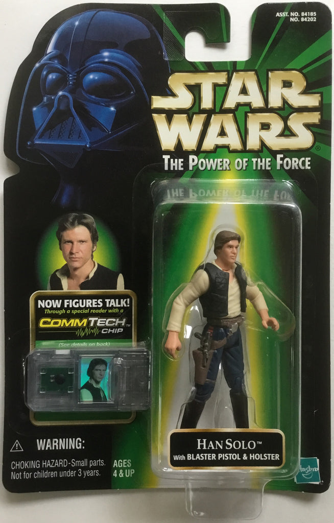 STAR WARS HAN SOLO ACTION FIGURE 1998