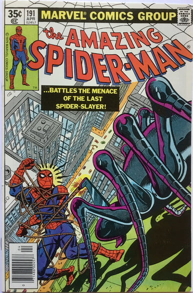 AMAZING SPIDER-MAN # 191 - Comics 'R' Us
