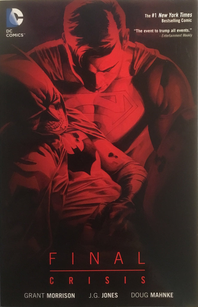 FINAL CRISIS GRAPHIC NOVEL