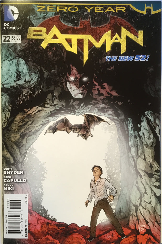 BATMAN #22 (THE NEW 52) JANIN 1:25 VARIANT - Comics 'R' Us