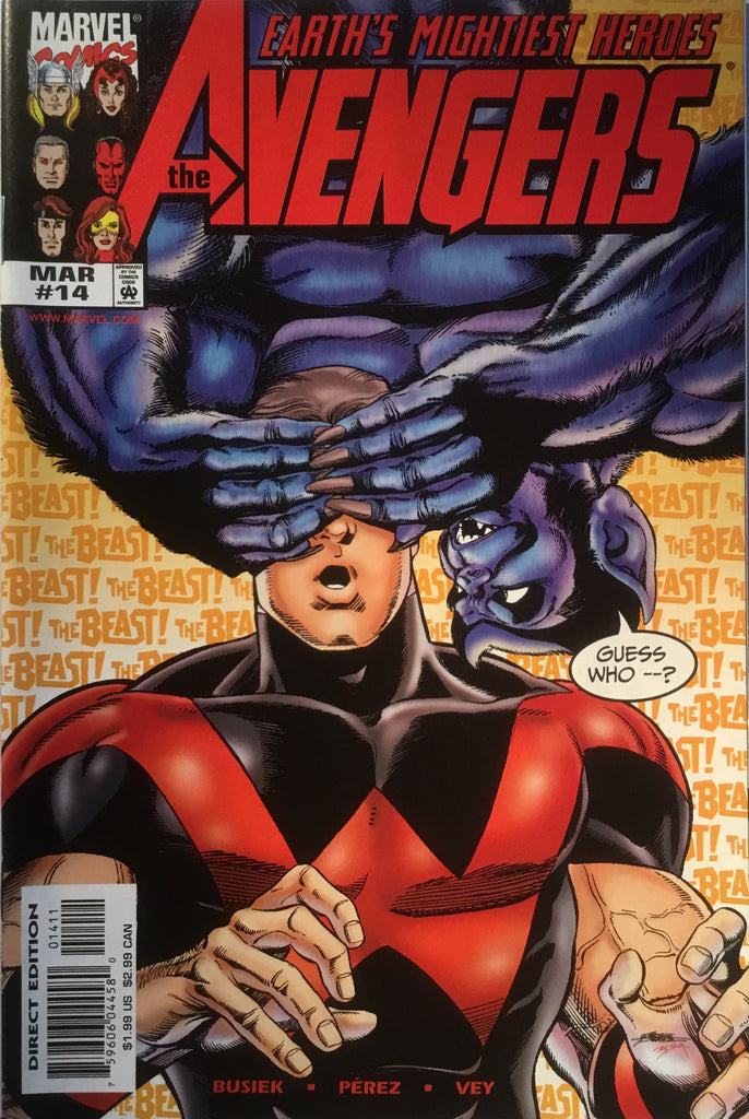 AVENGERS (VOL 3) # 14 - Comics 'R' Us