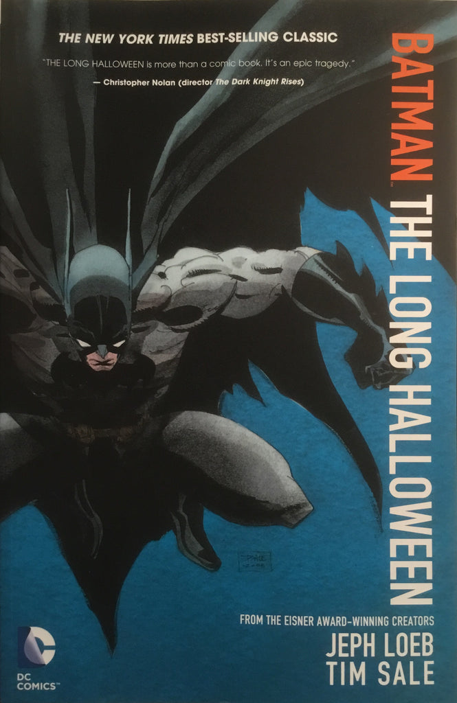 BATMAN THE LONG HALLOWEEN GRAPHIC NOVEL - Comics 'R' Us