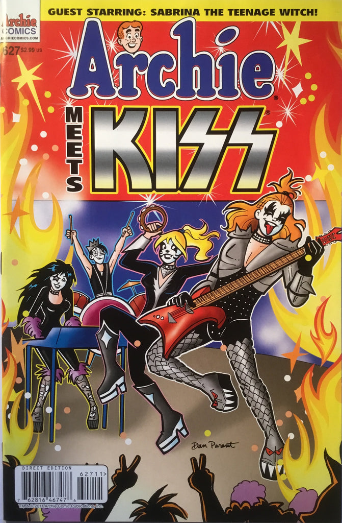 ARCHIE MEETS KISS (SET OF 4) REGULAR COVERS - Comics 'R' Us