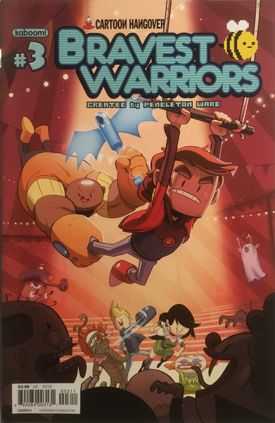 BRAVEST WARRIORS # 3