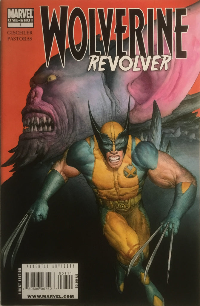 WOLVERINE REVOLVER ONE-SHOT