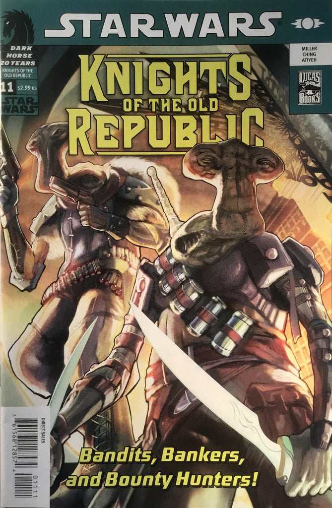 STAR WARS KNIGHTS OF THE OLD REPUBLIC # 11