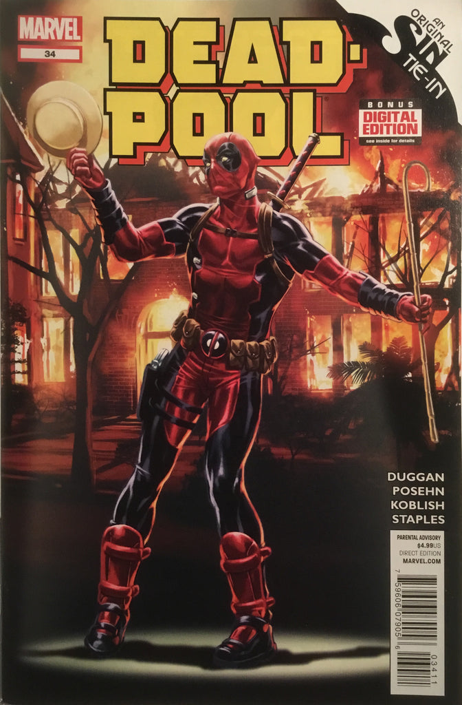 DEADPOOL (MARVEL NOW) #34 - Comics 'R' Us