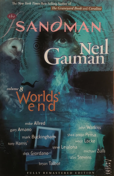 SANDMAN VOL 08 WORLDS' END GRAPHIC NOVEL