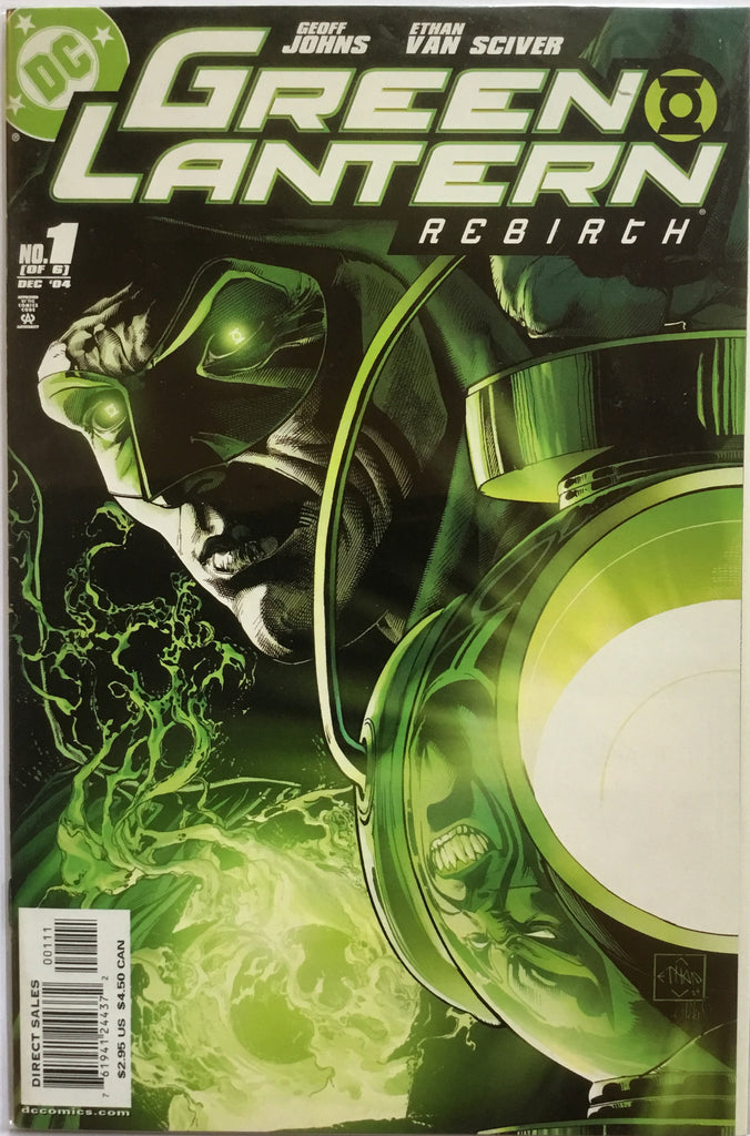 GREEN LANTERN REBIRTH # 1 - Comics 'R' Us