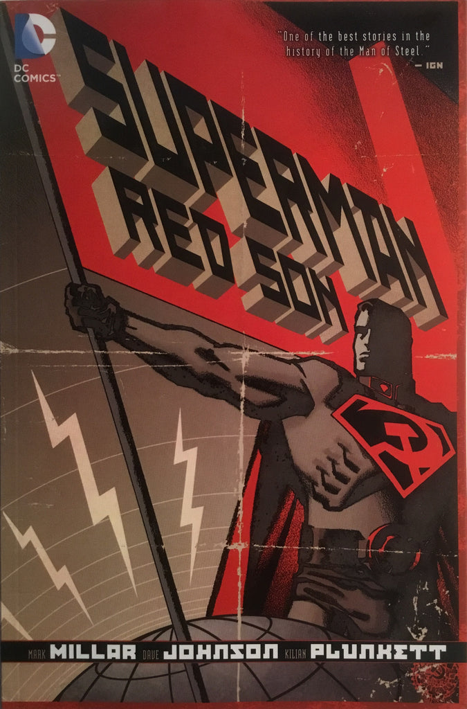 Superman Red Son Graphic Novel Comics R Us