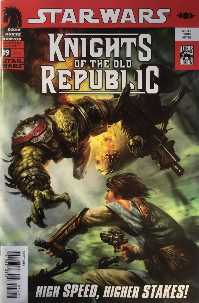 STAR WARS KNIGHTS OF THE OLD REPUBLIC # 39