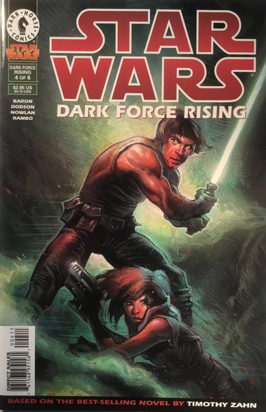 STAR WARS DARK FORCE RISING # 4