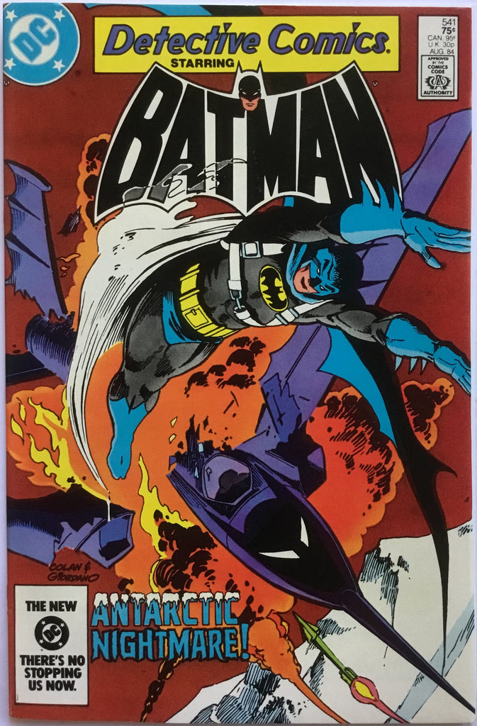 DETECTIVE COMICS starring BATMAN # 541 - Comics 'R' Us