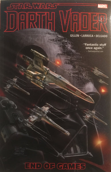 STAR WARS DARTH VADER (MARVEL) VOL 4 END OF GAMES GRAPHIC NOVEL