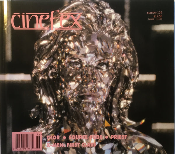CINEFEX # 126 - Comics 'R' Us