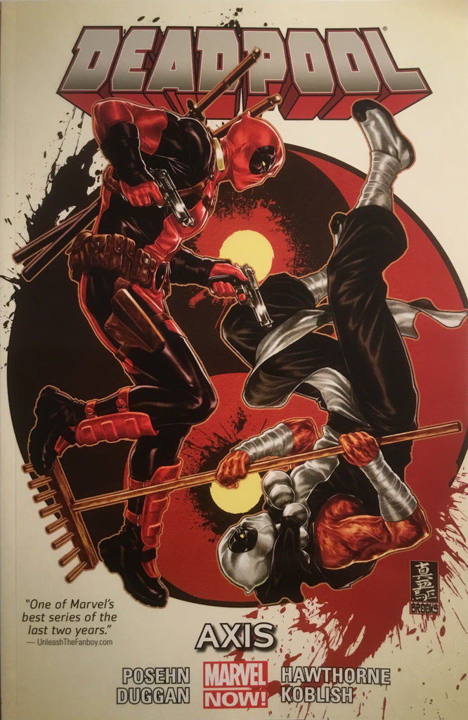 DEADPOOL (MARVEL NOW) VOL 7 AXIS GRAPHIC NOVEL - Comics 'R' Us