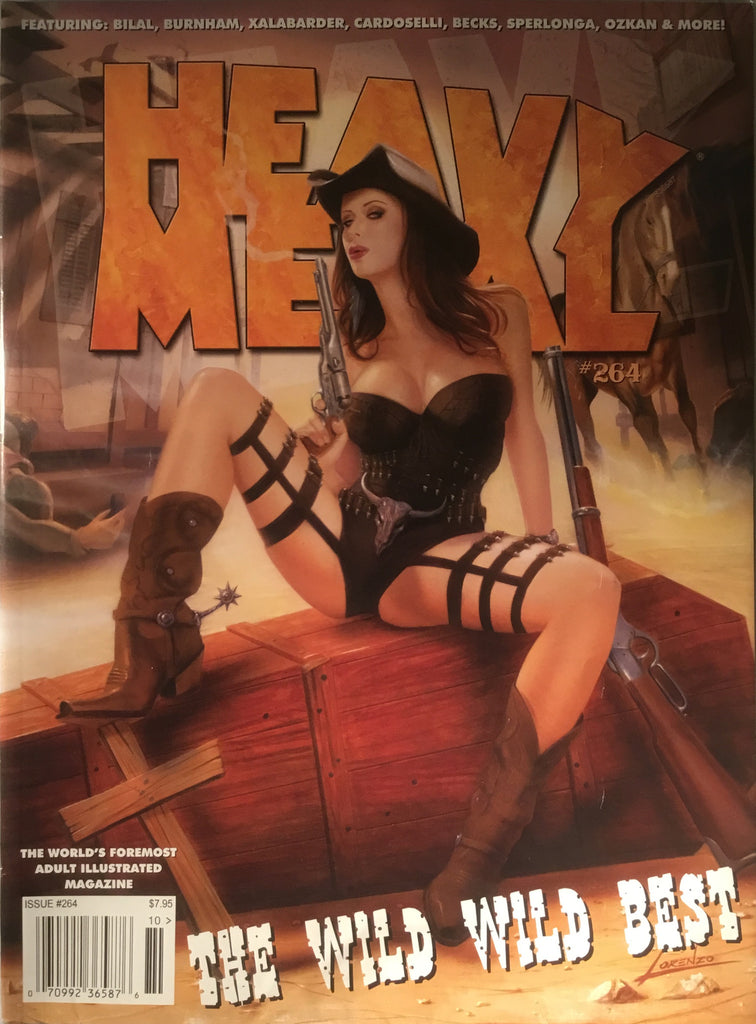 HEAVY METAL # 264 - Comics 'R' Us