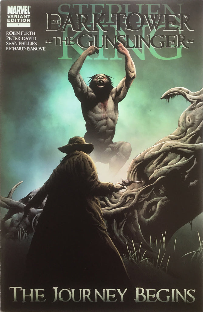 DARK TOWER (STEPHEN KING) THE JOURNEY BEGINS # 1 JAE LEE COVER (1:25 VARIANT)