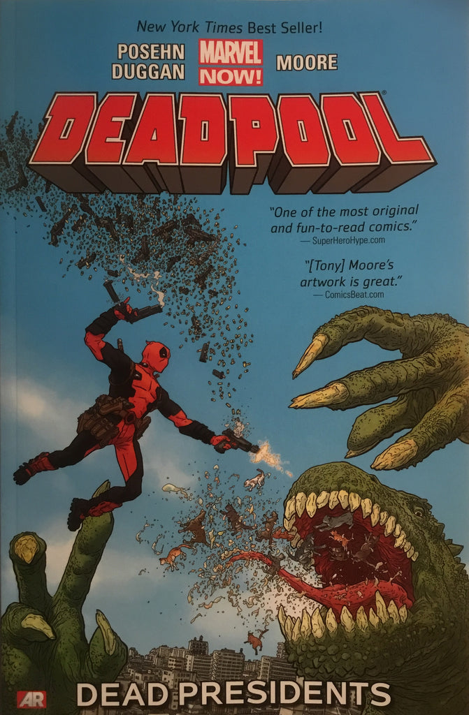 DEADPOOL (MARVEL NOW) VOL 1 DEAD PRESIDENTS GRAPHIC NOVEL - Comics 'R' Us
