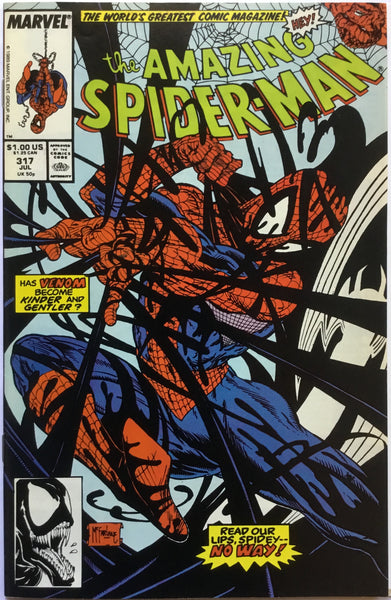 AMAZING SPIDER-MAN # 317 - Comics 'R' Us