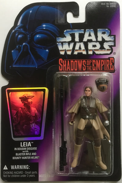 STAR WARS LEIA IN BOUSHH DISGUISE ACTION FIGURE 1996