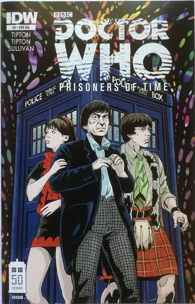 DOCTOR WHO PRISONERS OF TIME # 2 (1:10 VARIANT) - Comics 'R' Us