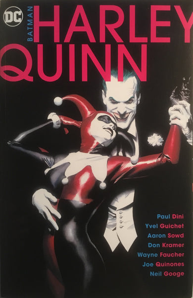 BATMAN HARLEY QUINN GRAPHIC NOVEL - Comics 'R' Us