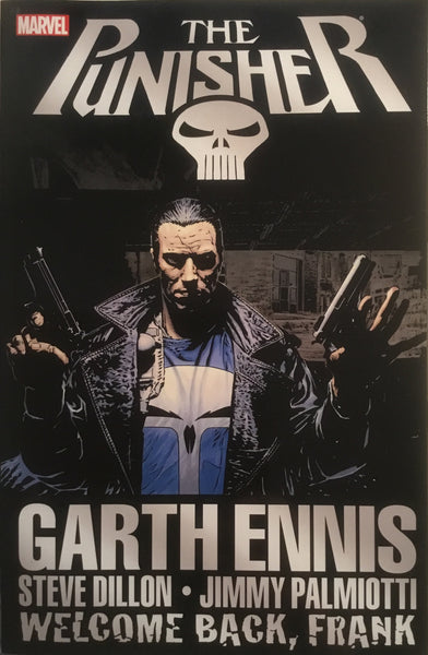 PUNISHER WELCOME BACK, FRANK GRAPHIC NOVEL