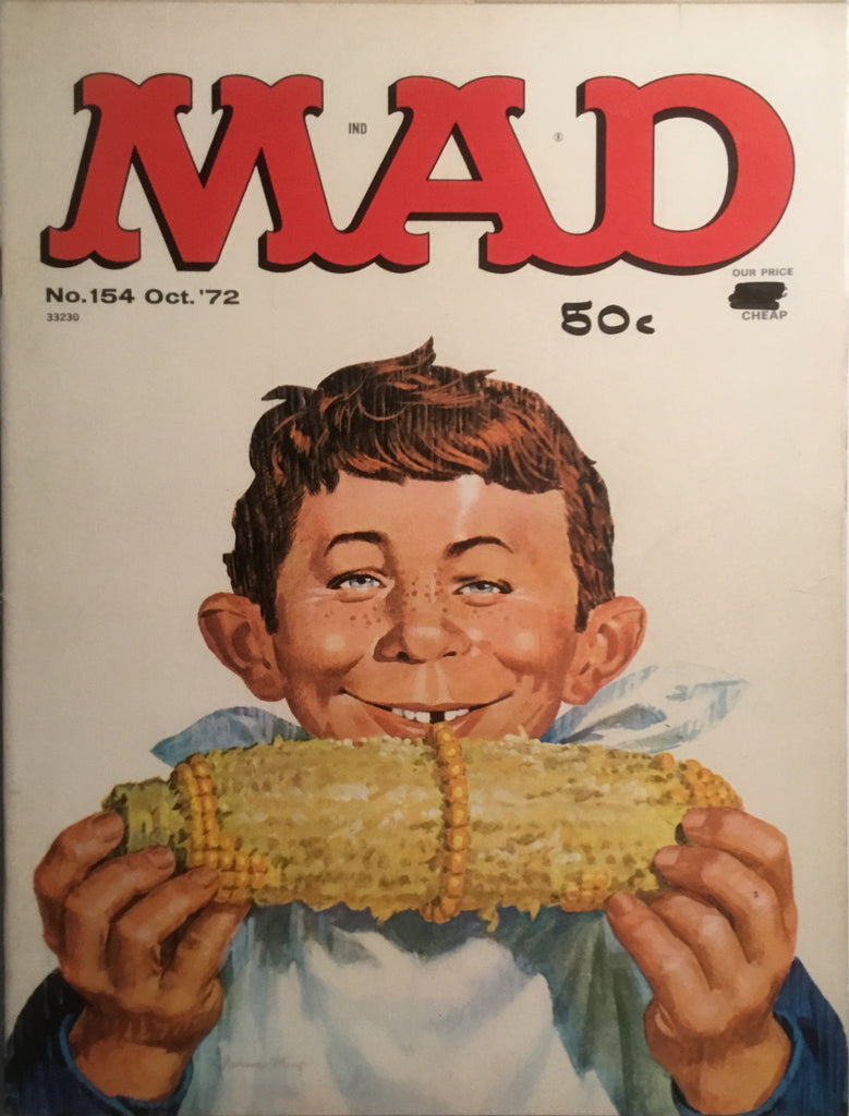 MAD MAGAZINE (USA) #154