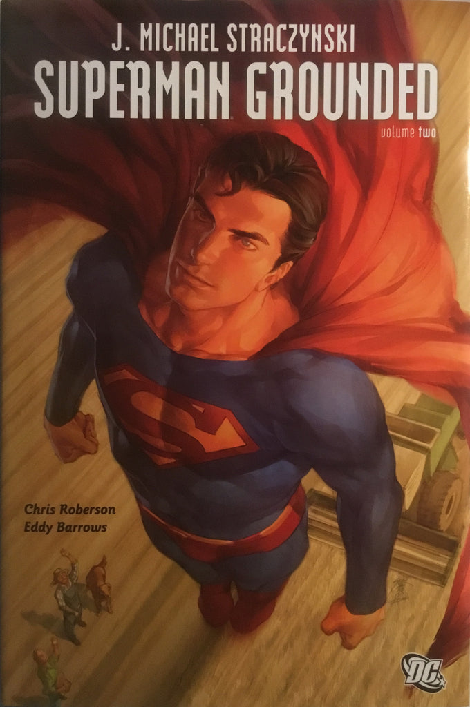 SUPERMAN GROUNDED VOL 2 HARDCOVER GRAPHIC NOVEL