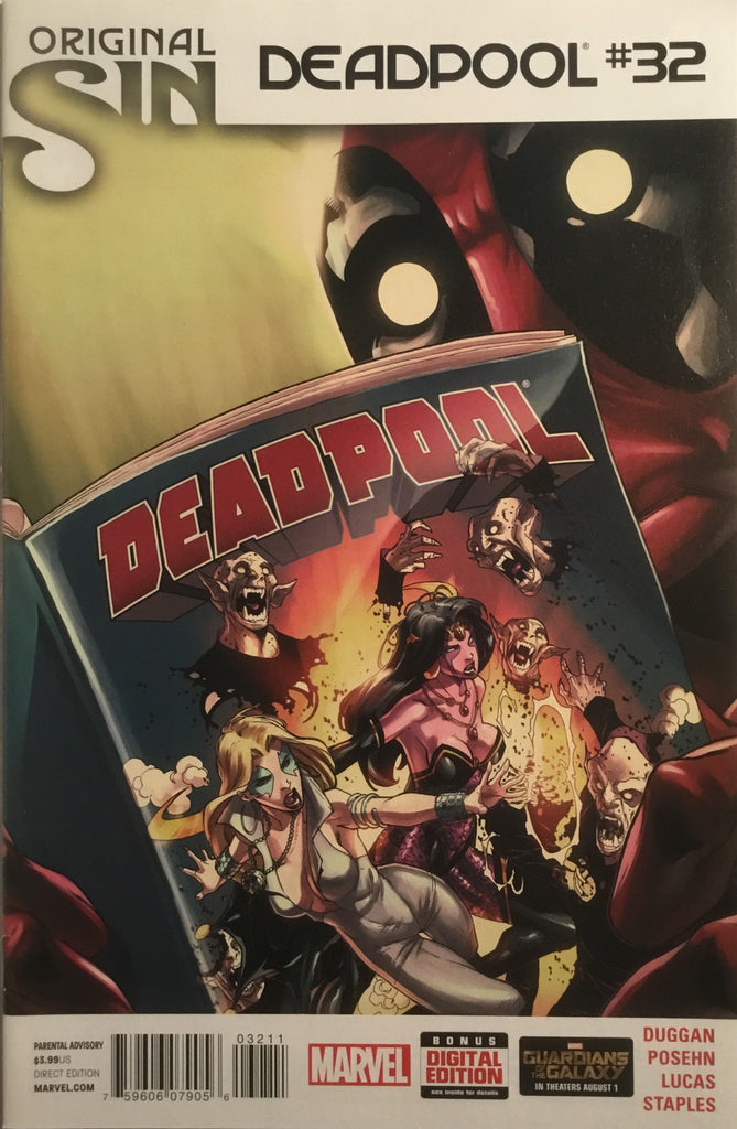 DEADPOOL (MARVEL NOW) #32 - Comics 'R' Us