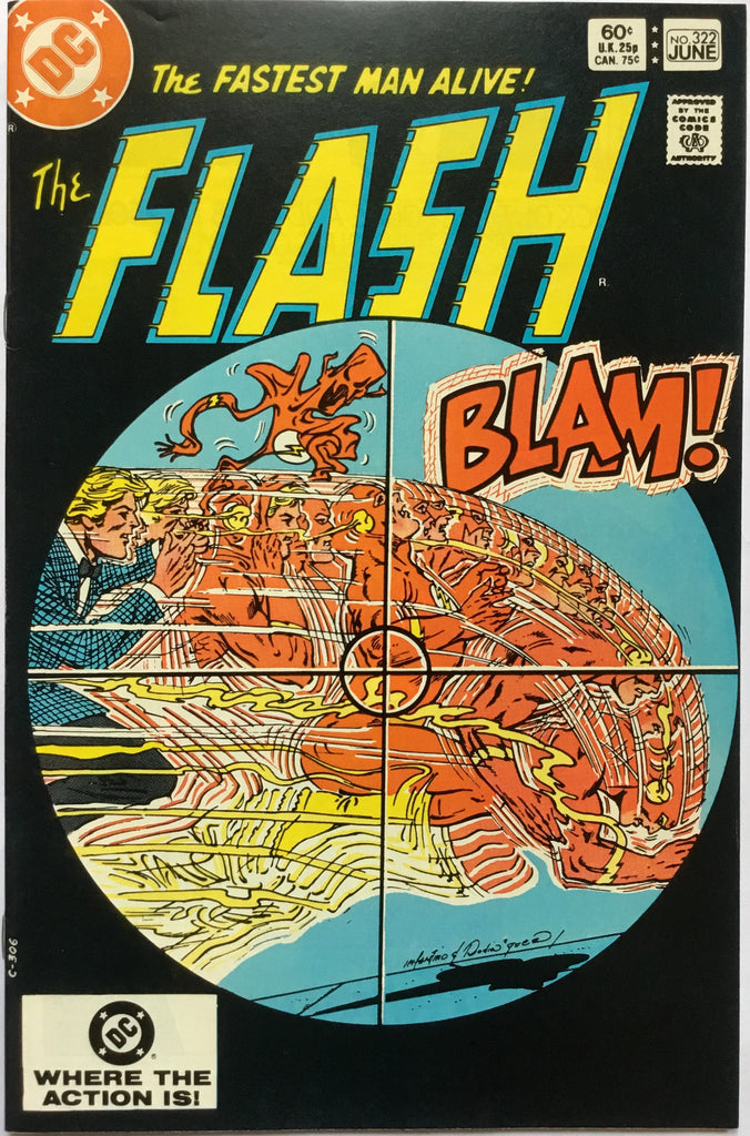FLASH # 322 - Comics 'R' Us