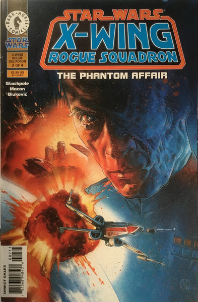 STAR WARS X-WING ROGUE SQUADRON : THE PHANTOM AFFAIR # 2