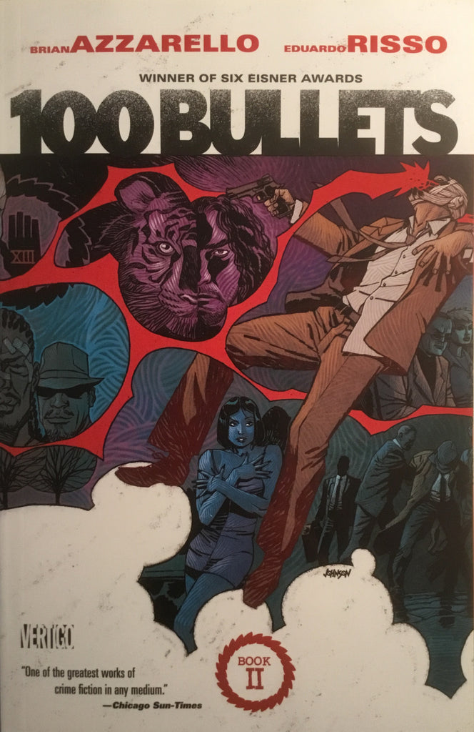 100 BULLETS BOOK 2 GRAPHIC NOVEL - Comics 'R' Us
