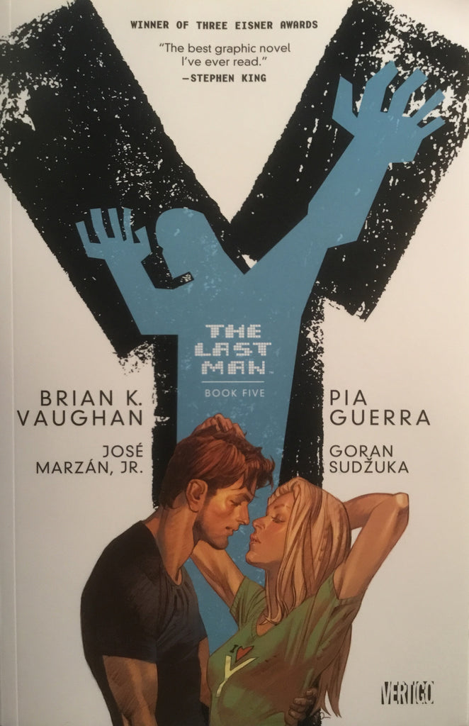 Y THE LAST MAN BOOK 5 GRAPHIC NOVEL