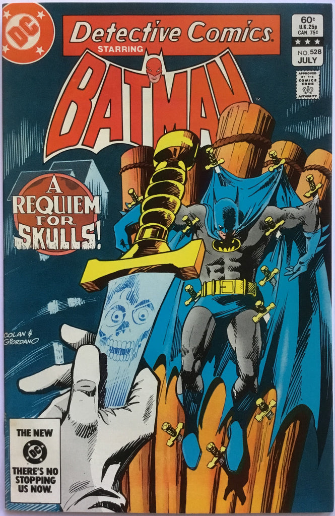 DETECTIVE COMICS starring BATMAN # 528 - Comics 'R' Us