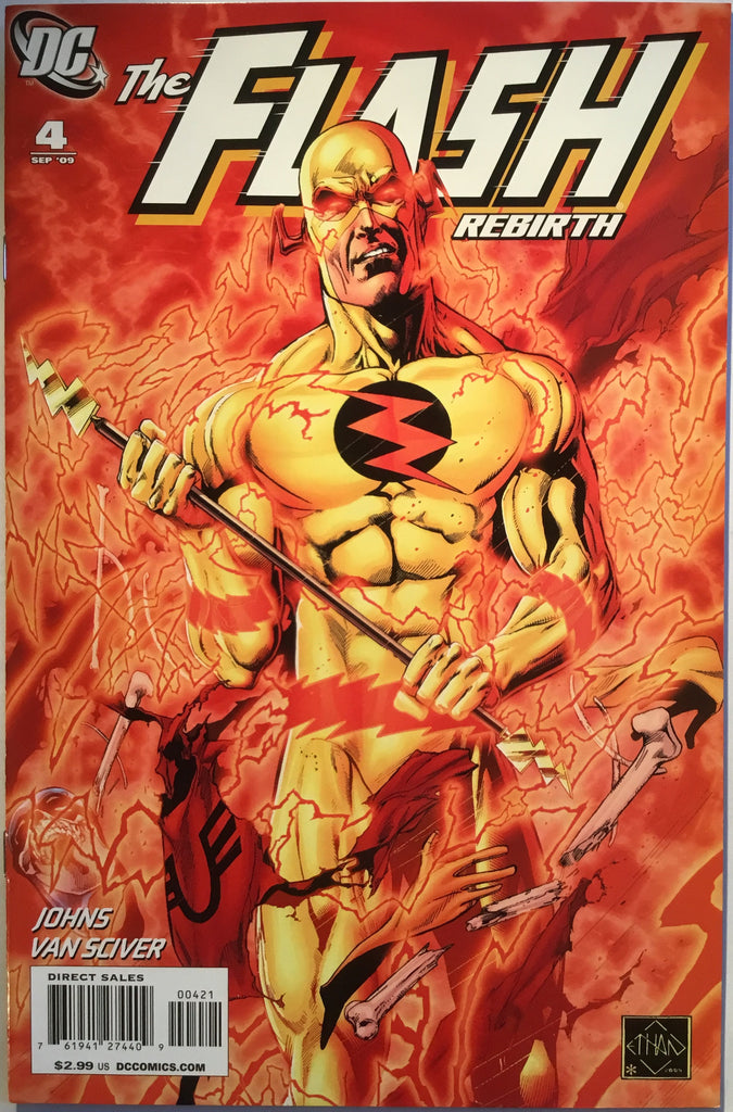 FLASH REBIRTH # 4 (1:25 VARIANT) - Comics 'R' Us