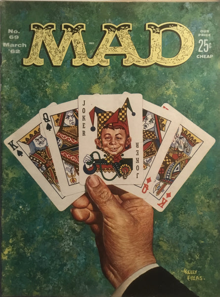 MAD MAGAZINE (USA) # 69