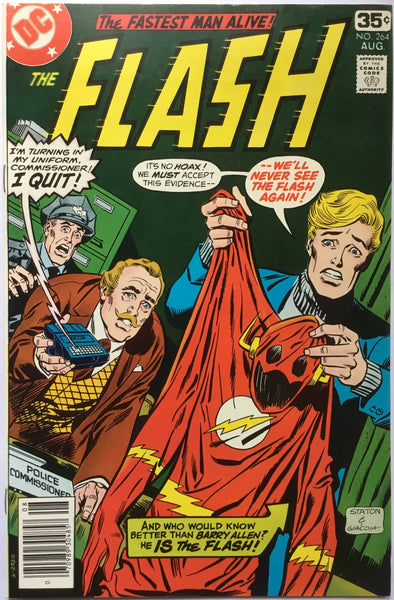 FLASH # 264 - Comics 'R' Us