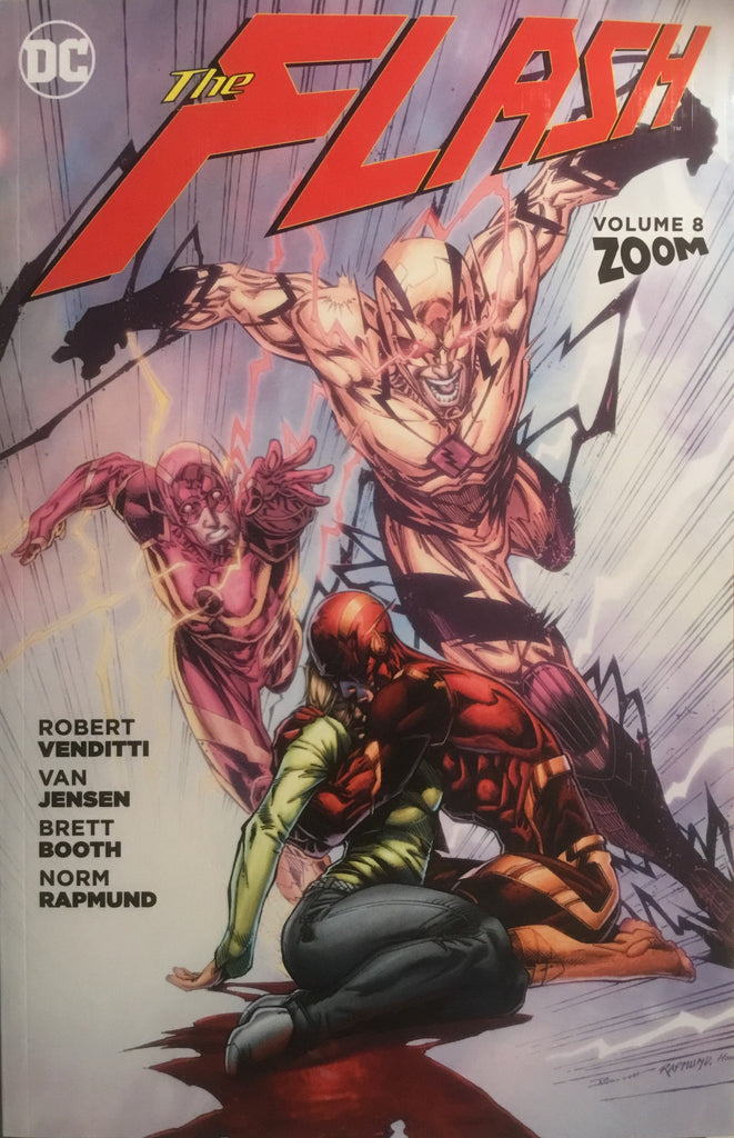 FLASH (NEW 52) VOL 8 ZOOM GRAPHIC NOVEL
