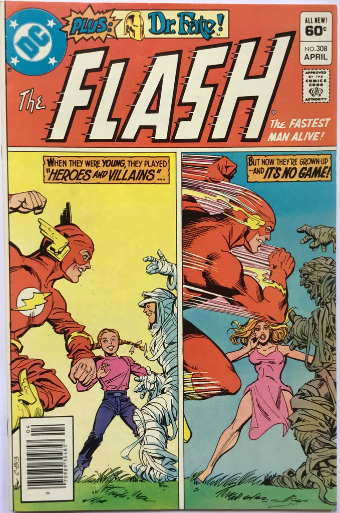 FLASH # 308 - Comics 'R' Us